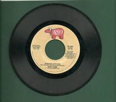 """I still have my Andy Gibb """"Shadow Dancing"""" 45!  I listened to it over and over in the 70's!"""