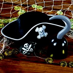 Shindigz has plenty of #PirateParty gear to transform your kids & their friends into genuine Pirates!