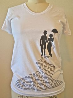 <3 <3 <3 Pride and Prejudice TShirt by storiarts on Etsy: $23