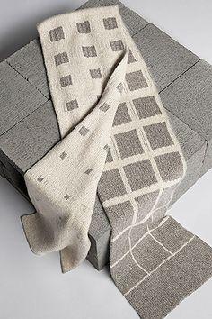 Ravelry: Monochrome | Lapse pattern by Kirsten Johnstone