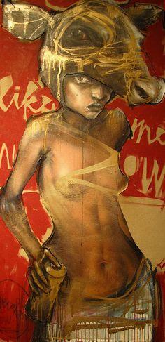 #streetart #herakut  Herakut #Herakut #street #street art #art