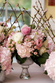 ♔ spring Bouquet
