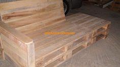 My best pallet sofa #Furniture, #Pallets, #Sofa