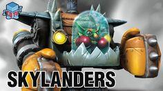 Skylanders Trap Team Bruiser Cruiser Villain Gameplay Preview #skylanders #toys #collecting