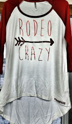 Ranch Dress'n Dynasty Equine - Rodeo Crazy - Red Sleeves, $35.00 (http://stores.ranchdressn.com/rodeo-crazy-red-sleeves/)