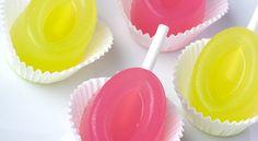 Blow pop jelly shots