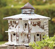 Pottery Barn Bird House