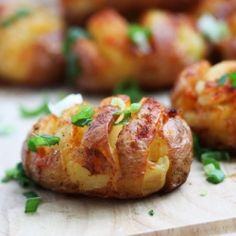 Great Side Dish: Roasted Baby Potatoes.