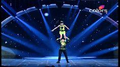 Indias Got Talent Season 3 - Bad Salsas terrifying moves (Ep. 16, 8/8)
