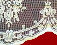 Detail from the Kara Lace Pattern.