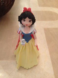 *COLD PORCELAIN ~ NEW Snow White hand crafted cold porcelain.