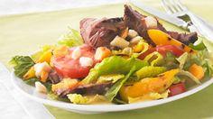 Quick & Easy Steak Salad