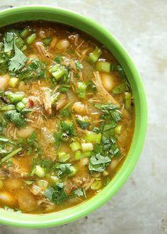 Crock Pot Pork Chili Verde