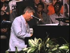 """Tommy Bates singing """"Somebody Out There"""" at the Florida Church of God Camp Meeting 2011 Youth Night."""