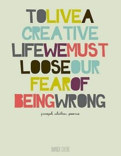 For all my creative soul mates! :) Enjoy this day and everyday