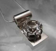 Christine L. Sundt - Fine Jewelry Design - Neckpieces