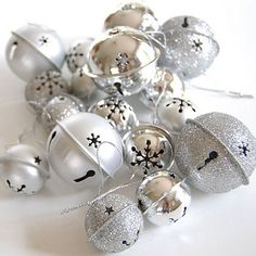 Color Plata - Silver!!! jingle bells