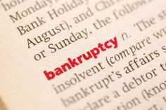 I Really Want to Avoid Bankruptcy | Stretcher.com - What's the best way out of this hole?