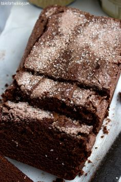 Starbucks style chocolate cinnamon bread // Table for Two blog
