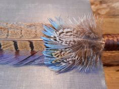The PHEASANT FEATHER Quill Pen Collection.Genuine Tie by TieFly, $29.99