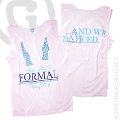 formal shirts, tank, alphadeltapi