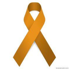 orange for Leukemia