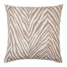 "Kenya Pillow 24"" - Camel from Z Gallerie"