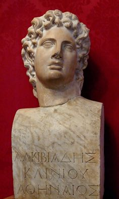 The charismatic Alcibiades, who had been appointed as general of the upcoming expedition to Sicily, was implicated in the profanation of the Mysteries.