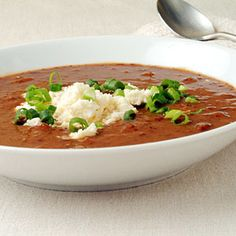 food recipes, black beans, pumpkin soup, pumpkinblack bean, black bean soup, quesadilla, cooking light, soup recipes, chili