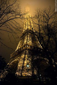 Eiffel Tower...still one of my favorite places :)