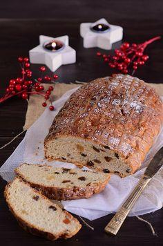¡Qué cosa tan dulce!: Pan de Adviento con frutas y calendario dulce 2014