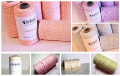 Projects for Baker's Twine.