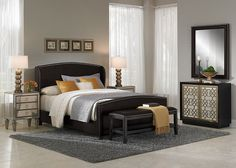 Doral II Bedroom Collection