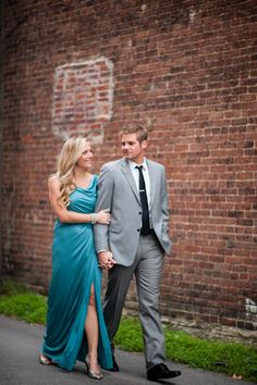 Fancy and glamorous engagement photos. All photos courtesy of Gina Cristine Photography