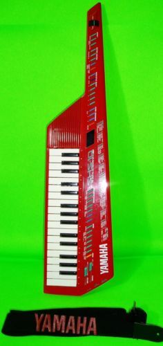 The Keytar is a truly epic 80's wonder instrument. I totally had this!