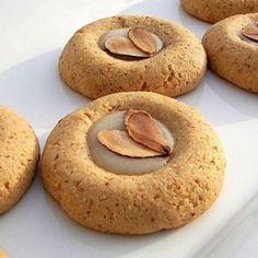 Almond & Honey-Butter Cookies