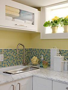 Sarah Richardson Design - Sarah's House 2 - Laundry Room