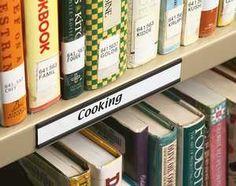 Magnetic shelf labels