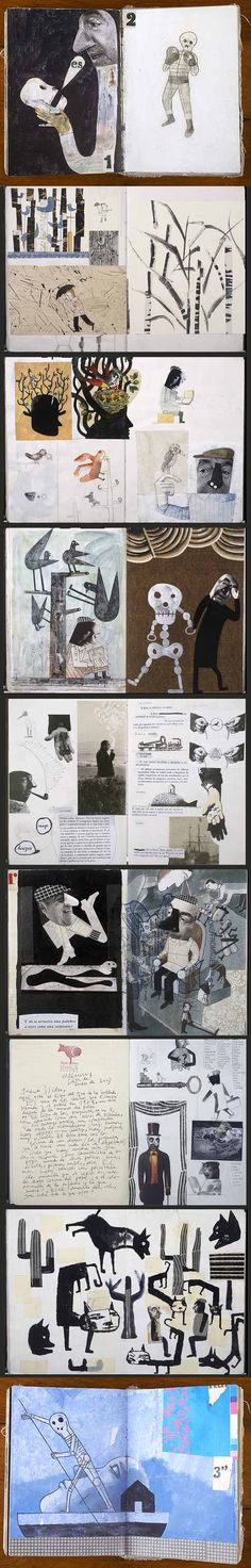 Art Journal/Isidro Ferrer