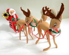 Annalee Doll Vintage Christmas