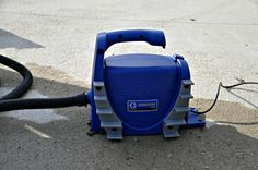 Graco Spraystation 2900.  The little paint sprayer for furniture.