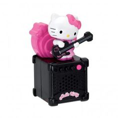 Hello Kitty KT4024 Animated Mini Speaker with Aux-In Jack
