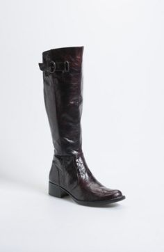 definitely digging this red color  Børn 'Roxie' Boot