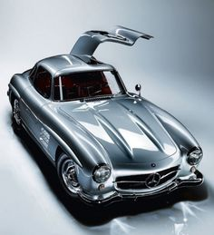 mercedes benz 300SL 1954