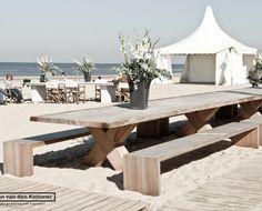 Buiten - Strandpaviljoen De Jongens tafels de jongen, jongen tafel, tuin ide, strandpaviljoen de