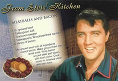 Elvis's Recipe