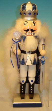 Snow King Nutcracker by Horizons East