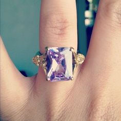 purple ring is the perfect ring.
