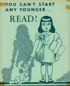 Vintage Ads for Libraries and Reading   Brain Pickings