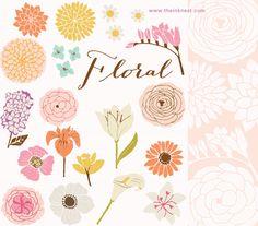 Clip Art – Floral